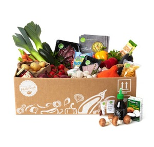 HelloFresh Classic Box